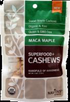 Navitas Naturals Maca Maple Superfood