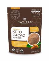 Navitas Organics Keto Cacao Supplement Powder