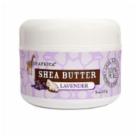 Out Of Africa Lavender Raw Wild Crafted Shea Butter