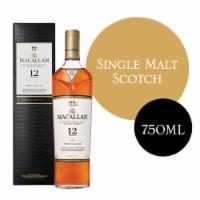 Macallan 12 Year Highland Single Malt Scotch Whisky
