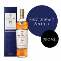 Macallan 12 Year Double Cask Highland Single Malt Scotch Whisky