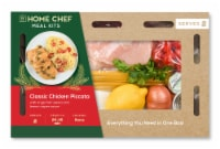 Home Chef Meal Kit Classic Chicken Piccata