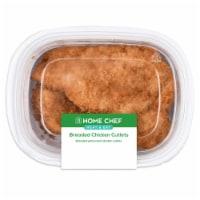 Home Chef Heat & Eat Breaded Chicken Breast