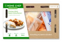 Home Chef Meal Kit Chicken with Hatch Chile Ranch and Pepita Butternut Squash - 30 oz