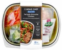 Home Chef Oven Kit Teriyaki-Sriracha Chicken With Sesame Broccoli And Peppers