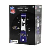 NFL Baltimore Ravens Team Pride Magma Lamp Speaker