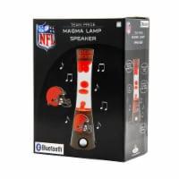 NFL Cleveland Browns Team Pride Magma Lamp Speaker