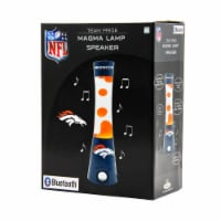 NFL  Denver Broncos Team Pride Magma Lamp Speaker