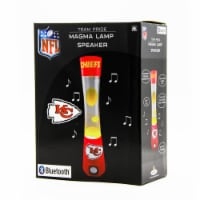 NFL Kansas City Chiefs Team Pride Magma Lamp Speaker