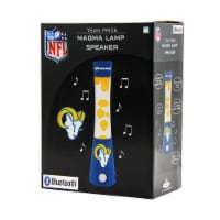NFL Los Angeles Rams Team Pride Magma Lamp Speaker