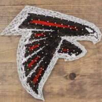 Atlanta Falcons Team Pride String Art Craft Kit - 1 ct