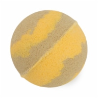 Cosset Charlie Brown Bath Bomb - Gray/Yellow