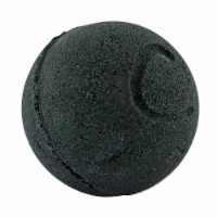Cosset Rosemary & Peppermint Black Therapy Bath Bomb - Black
