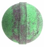 Cosset Aromatherapy Marble Luna Bath Bomb - Green/Black