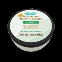 Dirty Mouth Tooth Powder Spearmint - 1oz