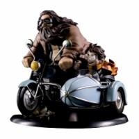 Quantum Mechanix Harry Potter Hagrid Race For Hogwarts Q Fig Max Figure - 1 Unit