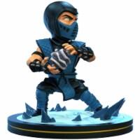 Quantum Mechanix Mortal Kombat Klassic Q Fig Sub-Zero Figure