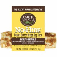 Earth Animal 812121031401 4 in. No Hide Peanut Butter Dog Chew Treat - 24 Count - 1