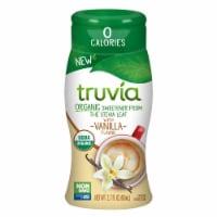 Truvia Vanilla Organic Liquid Stevia Sweetener