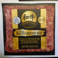 Frontiere Natural Meats Wagyu 80/20 Ground Beef - 16 oz