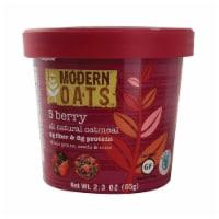 Modern Oats 5 Berry Oatmeal, 65 Gram -- 12 per case.