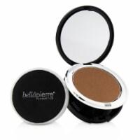 Bellapierre Cosmetics Compact Mineral Face & Body Bronzer  # Kisses 10g/0.35oz - 10g/0.35oz