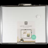 U Brands Mod Frame Magnetic Dry Erase Board - 16 x 20 in