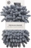 U Brands Shag Dry Erase Board Eraser - Gray