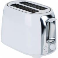 Brentwood TS292W 2 Slice Cool Touch Toaster