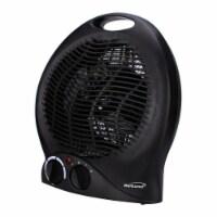 Brentwood BREHF301BK 2-In-1 Heater & Fan, Black - 1