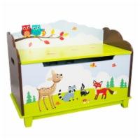Fantasy Fields Children Enchanted Woodland Kids Wooden Toy Box Storage TD-11707A - 1