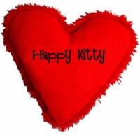 Yeowww! Hearrrt Attack Catnip Toy, Happy Kitty - 1
