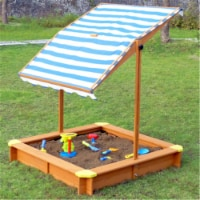 Merry Products SND0032210010 Sandbox with Canopy - 1