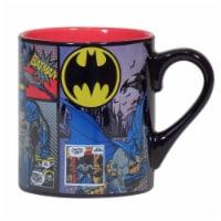Batman 46783 Batman Comic Panels Coffee Mug - 14 oz - 1