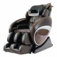 Osaki OS-4000T Zero Gravity Computer Body Scan Reclining Massage Chair, Brown - 1 Piece
