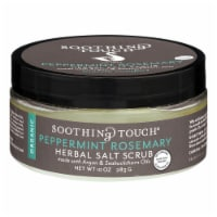 Soothing Touch Peppermint Rosemary Herbal Herbal Salt Scrub