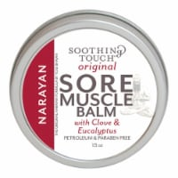 Soothing Touch  Original Sore Muscle Balm with Clove & Eucalyptus
