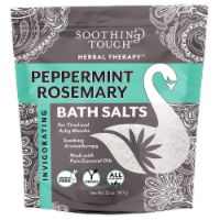 Soothing Touch Peppermint Rosemary Bath Salts