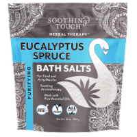 Soothing Touch Eucalyptus Spruce Bath Salts