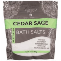 Soothing Touch Restoring Cedar Sage Bath Salts