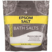 Soothing Touch Rejuvenating Unscented Epsom Bath Salt
