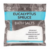 Soothing Touch Purifying Eucalyptus Spruce Bath Salts