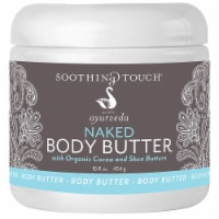 Soothing Touch Ayurveda Naked Body Butter - 16 fl oz