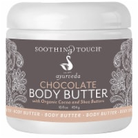 Soothing Touch Ayurveda Chocolate Body Butter - 16 fl oz
