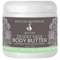 Soothing Touch Ayurveda Desert Sage Body Butter - 16 fl oz