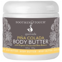 Soothing Touch Ayurveda Pina Colada Body Butter - 16 fl oz