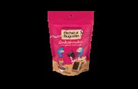 Michel et Augustin Dark Chocolate and Sea Salt Shortbread Cookie Squares - 4.4 oz