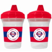 Baby Fanatic 143388 Philadelphia Phillies Sippy Cups 2-pack - 2