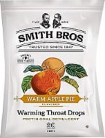 Smith Bros. Warming Throat Drops Warm Apple Pie