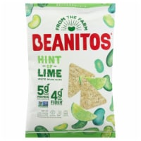 Beanitos Navy Bean With Sea Salt & Hint of Lime Chips